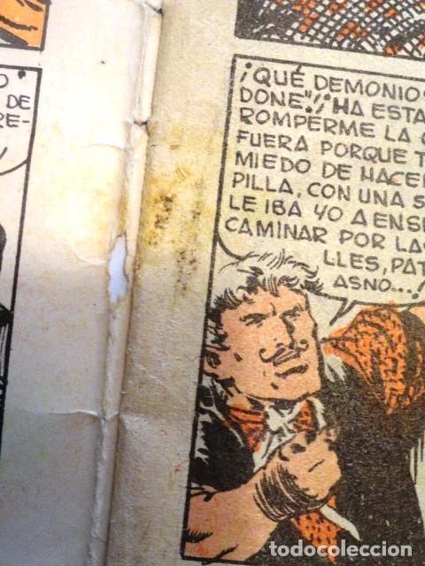 Tebeos: COMIC LOS IMBATIDOS , UN COMBATE DE BOXEO SERIE LOS TRES BILL Nº8 MAGA - Foto 5 - 77525761