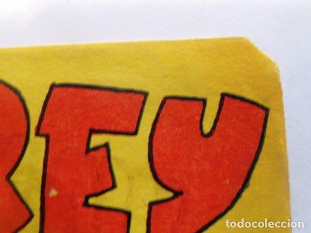 Tebeos: COMIC EL CAPITAN REY, VIAJE AL INFIERNO, AUDACES LEGIONARIOS Nº35 MAGA - Foto 2 - 77526353