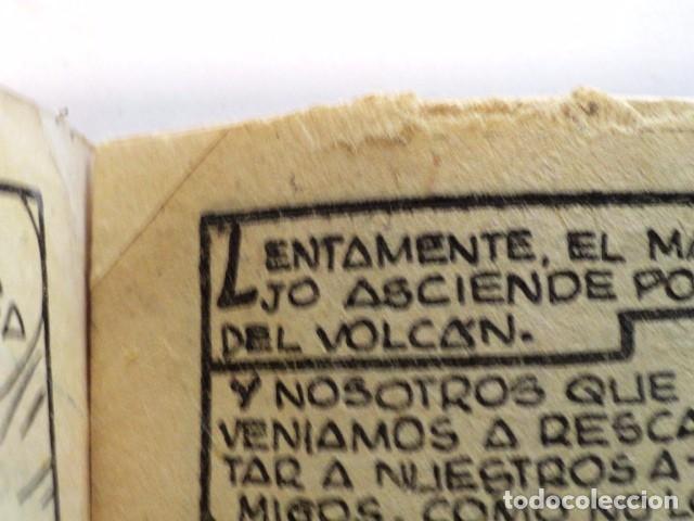 Tebeos: COMIC EL CAPITAN REY, VIAJE AL INFIERNO, AUDACES LEGIONARIOS Nº35 MAGA - Foto 3 - 77526353
