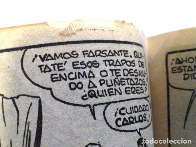 Tebeos: COMIC EL CAPITAN REY, VIAJE AL INFIERNO, AUDACES LEGIONARIOS Nº35 MAGA - Foto 4 - 77526353