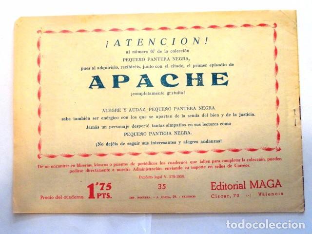 Tebeos: COMIC EL CAPITAN REY, VIAJE AL INFIERNO, AUDACES LEGIONARIOS Nº35 MAGA - Foto 5 - 77526353