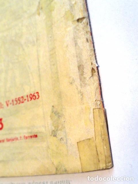 Tebeos: COMIC EL TERREMOTO MARINO, LA SOMBRA DEL PATIBULO SERIE EL GAVILAN, MAGA, Nº 3 - Foto 8 - 77527113