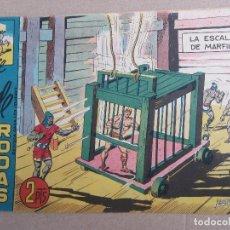 Tebeos: EL PRINCIPE DE RODAS , NUMERO 82, ESXALA DE MARFIL , MAGA , ORIGINAL. Lote 78557405