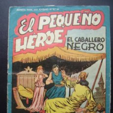 Tebeos: EL PEQUEÑO HEROE Nº 37. Lote 80386293
