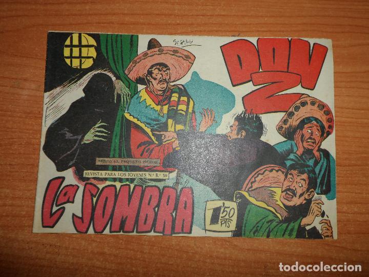 DON Z Nº 17 ORIGINAL EDITORIAL MAGA (Tebeos y Comics - Maga - Don Z)