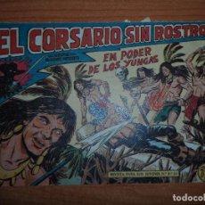 Tebeos: EL CORSARIO SIN ROSTRO Nº 24 EDITORIAL MAGA ORIGINAL . Lote 80393265