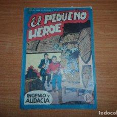 Tebeos: EL PEQUEÑO HEROE Nº 30 ORIGINAL EDITORIAL MAGA 1958. Lote 80483921