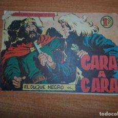 Tebeos: EL DUQUE NEGRO Nº 4 EDITORIAL MAGA. Lote 95814076