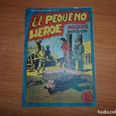 Tebeos: EL PEQUEÑO HEROE Nº 52 EDITORIAL MAGA ORIGINAL . Lote 80500353