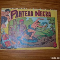 Tebeos: PANTERA NEGRA Nº 40 EDITA MAGA . Lote 80747818
