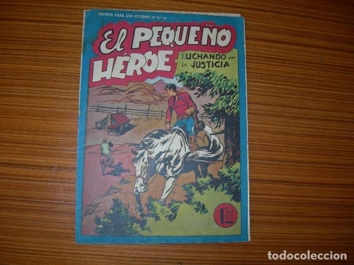 PEQUEÑO HEROE Nº 48 EDITA MAGA (Tebeos y Comics - Maga - Pequeño Héroe)