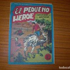 Tebeos: PEQUEÑO HEROE Nº 48 EDITA MAGA . Lote 80748718