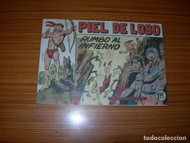 PIEL DE LOBO Nº 23 EDITA MAGA (Tebeos y Comics - Maga - Piel de Lobo)