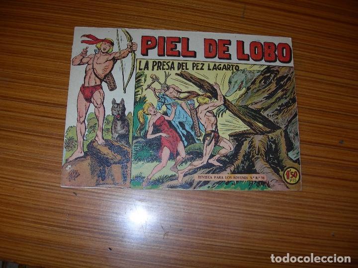 PIEL DE LOBO Nº 3 EDITA MAGA (Tebeos y Comics - Maga - Piel de Lobo)