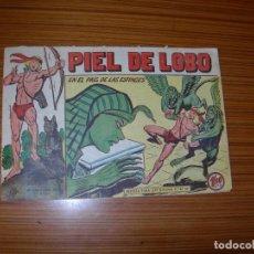 Tebeos: PIEL DE LOBO Nº 80 EDITA MAGA . Lote 80751658