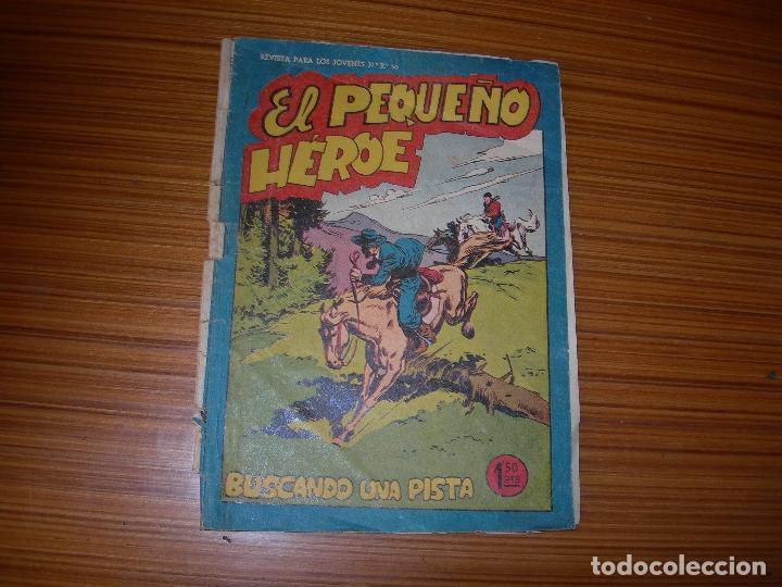 EL PEQUEÑO HEROE Nº 58 EDITA MAGA (Tebeos y Comics - Maga - Pequeño Héroe)
