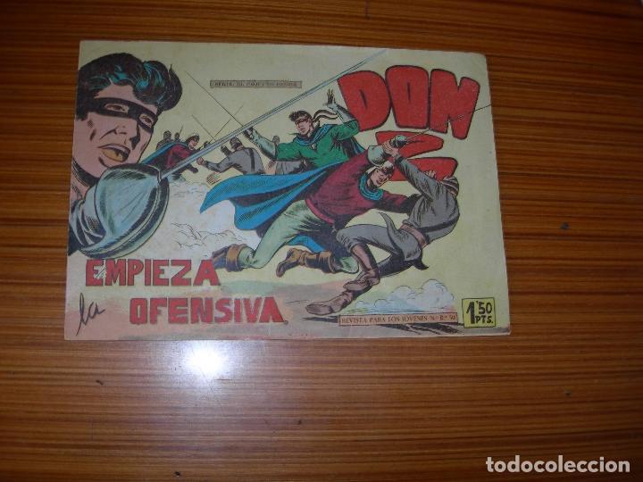 DON Z Nº 5 EDITA MAGA (Tebeos y Comics - Maga - Don Z)
