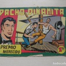 Tebeos: DOS TEBEOS DE PACHO DINAMITA.. Lote 81098820