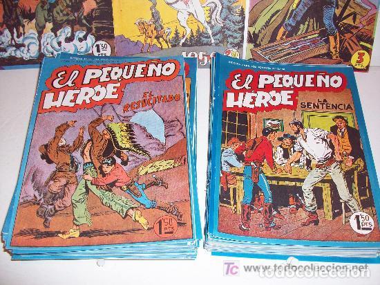 Tebeos: Maga/ EL PEQUEÑO HEROE, completa, 120 números más 2 Almanaques - Foto 2 - 81299876
