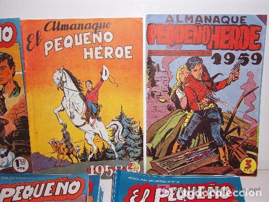 Tebeos: Maga/ EL PEQUEÑO HEROE, completa, 120 números más 2 Almanaques - Foto 3 - 81299876