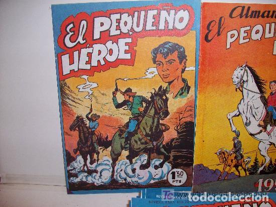 Tebeos: Maga/ EL PEQUEÑO HEROE, completa, 120 números más 2 Almanaques - Foto 4 - 81299876