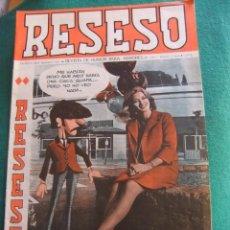 Tebeos: RESESO REVISTA DE HUMOR Nº 4 EDITORIAL MAGA 1965. Lote 81741680