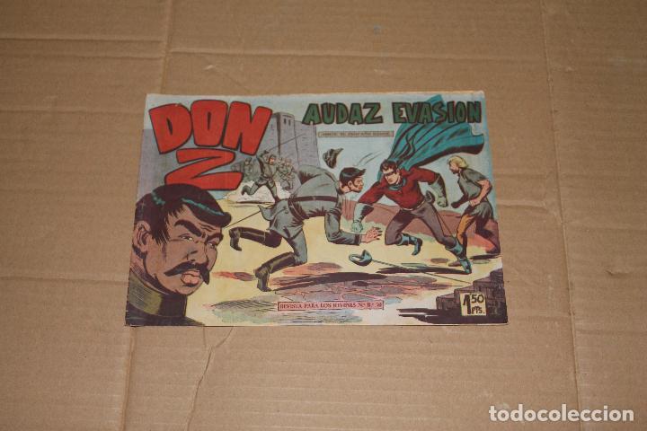 DON Z Nº 4, EDITORIAL MAGA (Tebeos y Comics - Maga - Don Z)