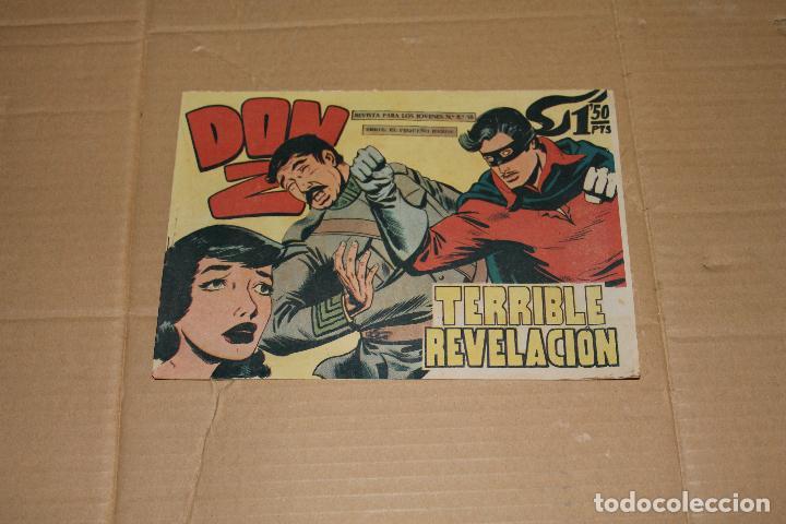 DON Z Nº 13, EDITORIAL MAGA (Tebeos y Comics - Maga - Don Z)
