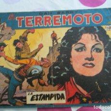 Tebeos: DAN BARRY EL TERREMOTO Nº 23. Lote 114434502