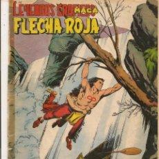 BDs: FLECHA ROJA. Nº 58. EDITORIAL MAGA (C/A3). Lote 83415700