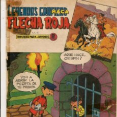 BDs: FLECHA ROJA. Nº 54. EDITORIAL MAGA (C/A3). Lote 83415876