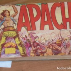 Tebeos: APACHE 1ª SERIE TOMO CON LOS NUMS. 1 AL 29 - MAGA ORIGINAL. Lote 83642624
