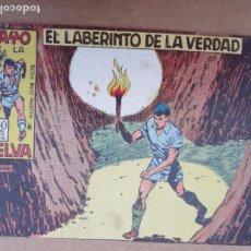Tebeos: RAYO DE LA SELVA , N.17 , EL LABERINTO DE LA VERDAD , MAGA 1960. Lote 84016728