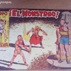 Tebeos: RAYO DE LA SELVA , N. 11 EL MONSTRUO , MAGA 1960. Lote 84017476