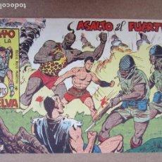 Giornalini: RAYO DE LA SELVA , N.60 ASALTO AL FUERTE , MAGA 1960. Lote 84019408