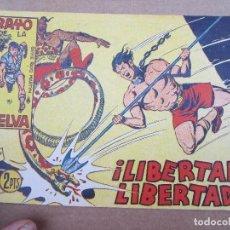 Tebeos: RAYO DE LA SELVA , N.59 , LIBERTED , LIBERTAD MAGA 1960. Lote 84020256