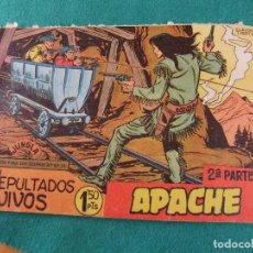 Tebeos: APACHE 2ª PARTE Nº 2. Lote 84179788