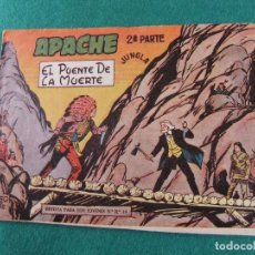Tebeos: APACHE 2ª PARTE Nº 10 MAGA. Lote 84179932