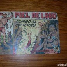Tebeos: PIEL DE LOBO Nº 23 EDITA MAGA . Lote 84237588