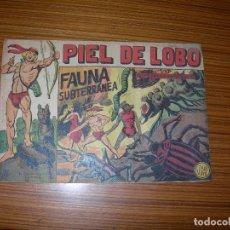 Tebeos: PIEL DE LOBO Nº 24 EDITA MAGA . Lote 84237744