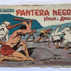 Tebeos: LOT110 COMIC ORIGINAL PEQUEÑO PANTERA NEGRA,HORAS DE ANGUSTIA, 132, DE MAGA. Lote 84538580