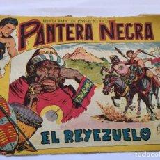 Tebeos: LOT110 COMIC ORIGINAL PEQUEÑO PANTERA NEGRA, MAGA, 1ª EDICION 1,50, Nº 9. Lote 84626908