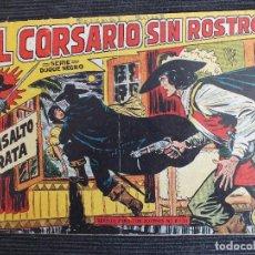 Tebeos: EL CORSARIO SIN ROSTRO Nº 4 ORIGINAL MAGA. Lote 85332796