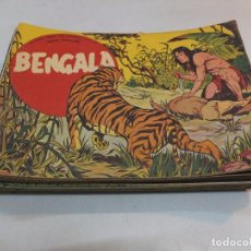 Tebeos: BENGALA ORIGINAL COMPLETA 54 EJEMPLARES -MAGA 1959- SUELTOS BUENOS.. Lote 86058784
