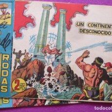 Tebeos: LOTE 6 TEBEOS EL PRINCIPE DE RODAS, ED. MAGA, VER FOTOS ADICIONALES. Lote 86293740