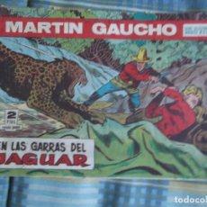Tebeos: TEBEO MARTIN GAUCHO MAGA. Lote 86365676