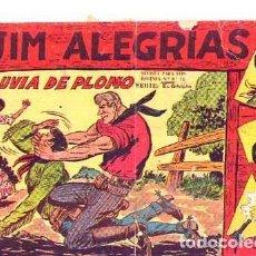 Tebeos: JIM ALEGRIAS (MAGA) Nº 39. Lote 86455960