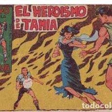 Tebeos: RAYO DE LA SELVA (MAGA) Nº 8. Lote 86501324