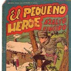 Tebeos: EL PEQUEÑO HEROE (MAGA) Nº 83. Lote 86536684
