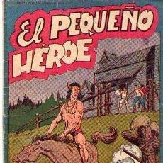 Tebeos: EL PEQUEÑO HEROE (MAGA) Nº 8. Lote 86537032